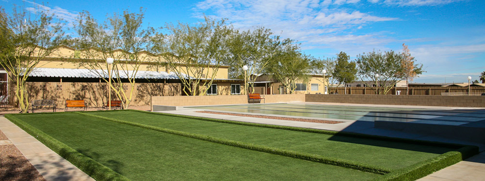 Cotton Lane Resort - 55+ Resort Community in Goodyear, AZ